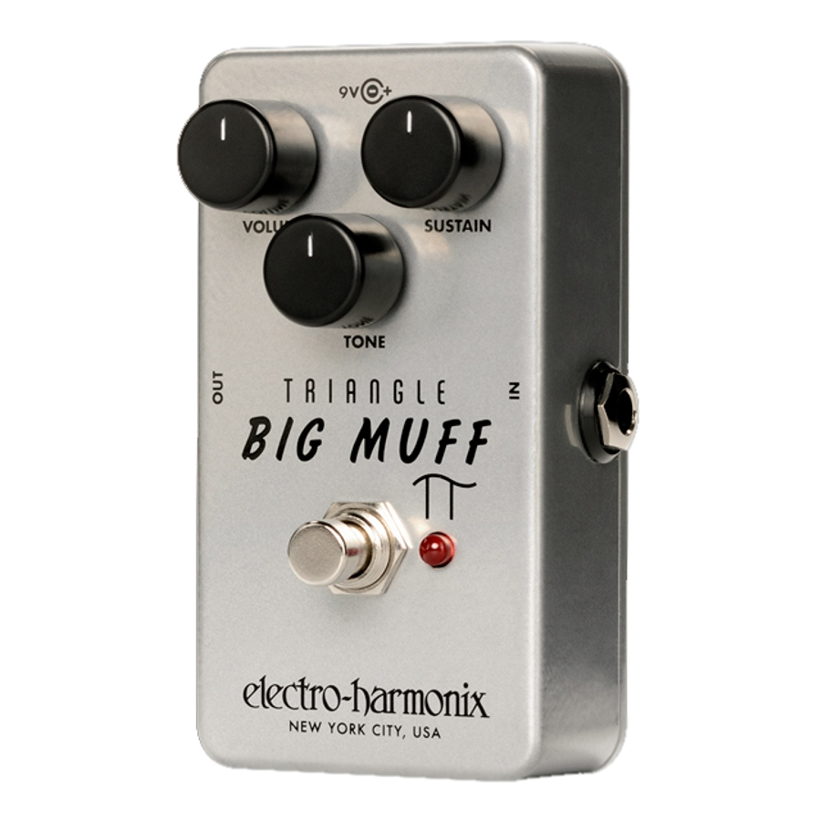 Electro-Harmonix Big Muff Triangle Pedal