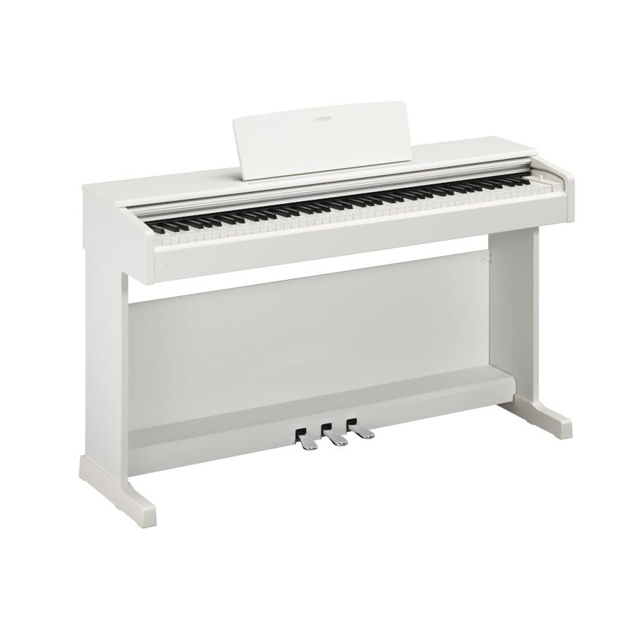 Yamaha Arius YDP144 White Digital Piano