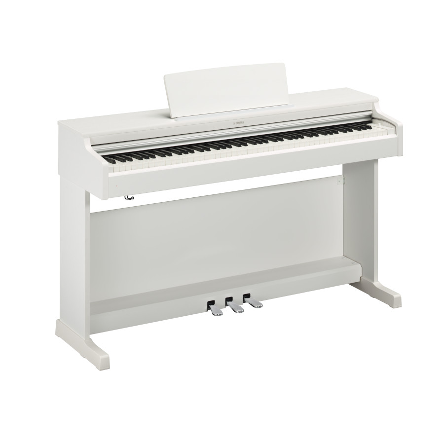 Yamaha YDP164 White Satin Digital Piano