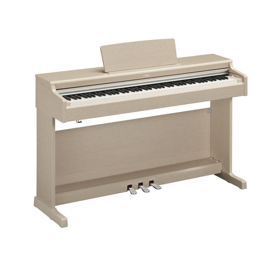 Yamaha YDP164 White Ash Digital Piano