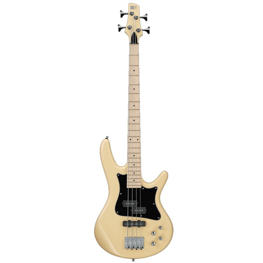 Ibanez SR-Mezzo Series Vintage White Bass Guitar