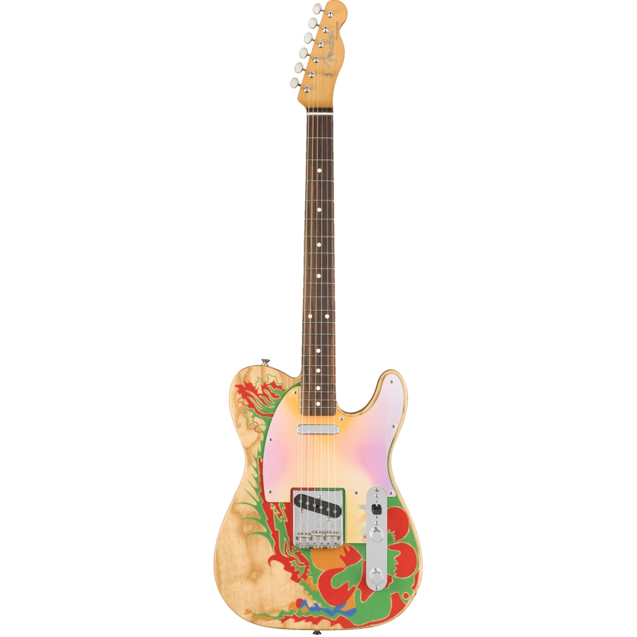 Fender Jimmy Page Telecaster Rosewood/Natural Electric Guitar