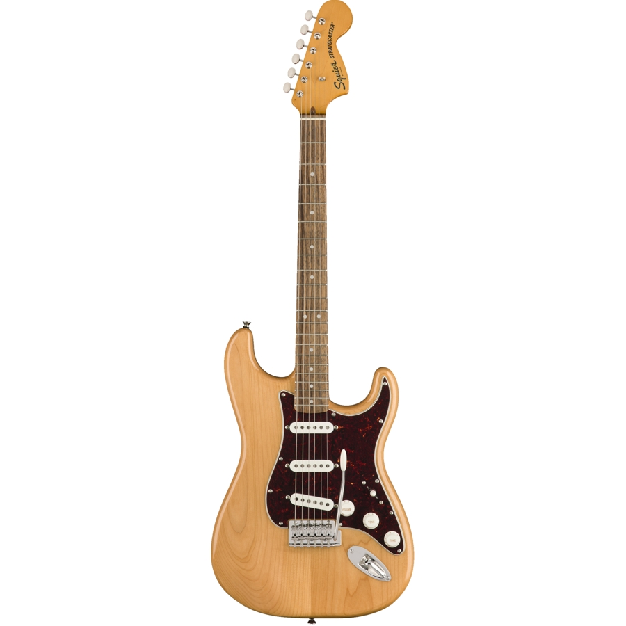 Squier Classic Vibe 70's Stratocaster Indian Laurel / Natural Electric Guitar