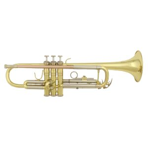 Bach TR650 Bb, Gold Lacquer Trumpet