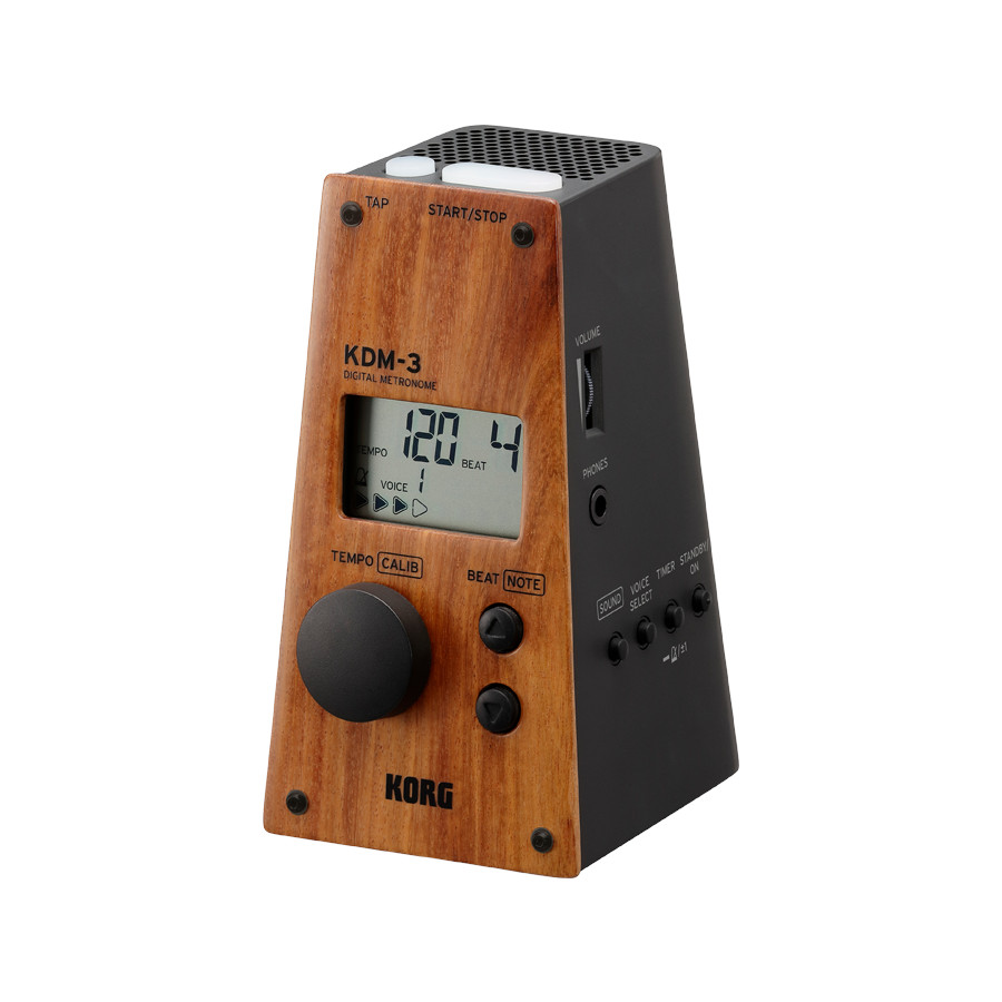 Korg KDM-3 Wooden Front Metronome