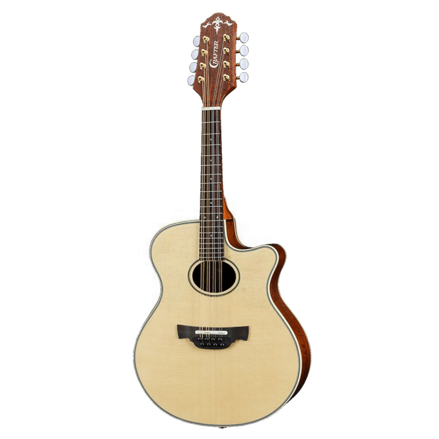 Crafter M77E-N Natural Mandolin