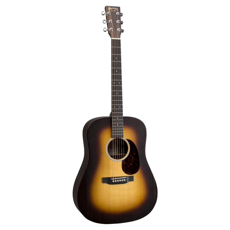 Martin DX1AE Macassar Burst Acoustic Guitar