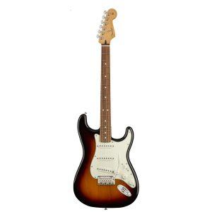 Fender Player Stratocaster 3 Colour Sunburst/Pau Ferro Electric Guitar