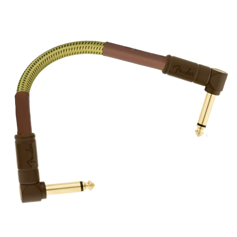"Fender Patch 6"", Deluxe Tweed Instrument Cable"