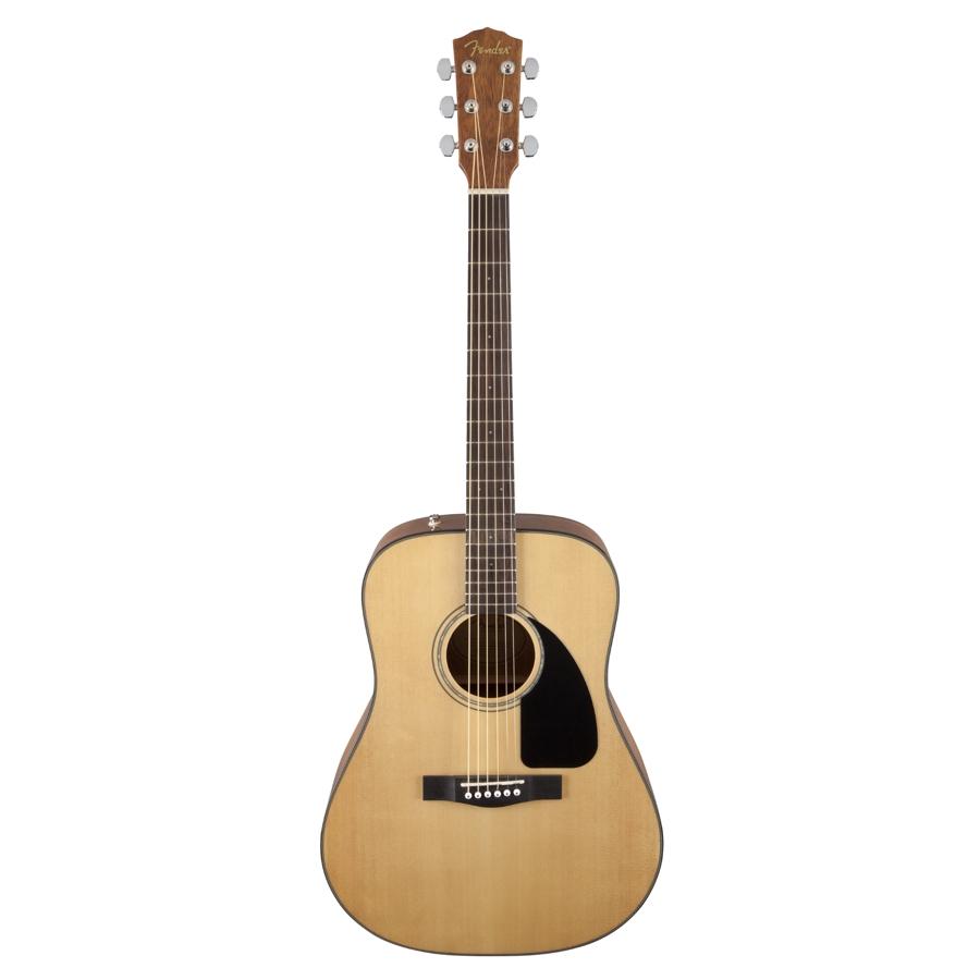 Fender CD-60 V3 Natural Acoustic Guitar