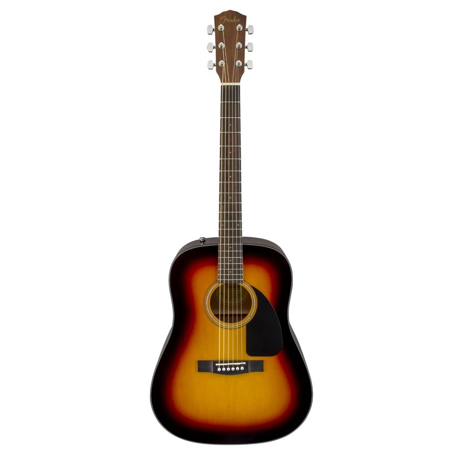 Fender CD-60 V3 Sunburst Acoustic Guitar
