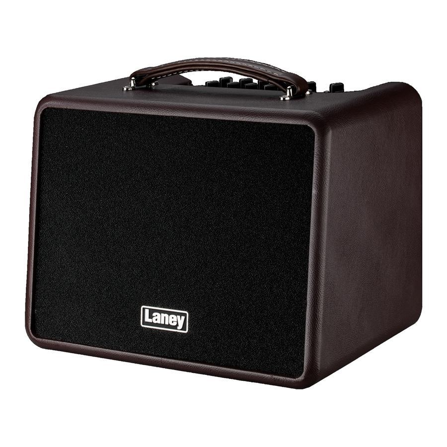 "Laney A-SOLO 60w, 1x8"" Electro-Acoustic Combo Amp"