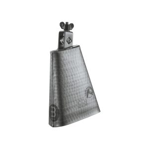 """Meinl STB625HH-S 6.25"""", Hammered Steel Cowbell"""