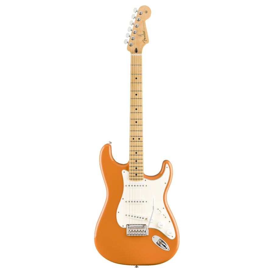 Fender Player Stratocaster Maple neck / Capri Orange Electric Guitar
