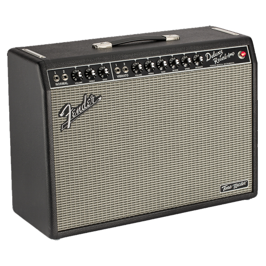 Fender Tone Master® Deluxe Reverb Guitar Combo Amp