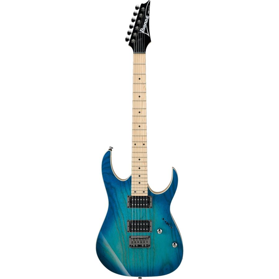 Ibanez RG421AHM-BMT Blue Moon Burst Electric Guitar
