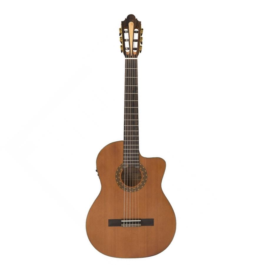 Santos Martinez SM500CE Cedar Top Electro Classical Guitar