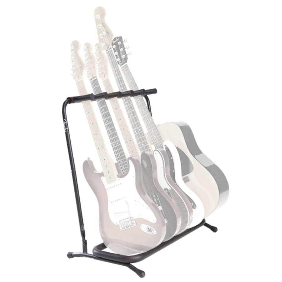 Fender 5 Way Multi-Stand Black Guitar Stand