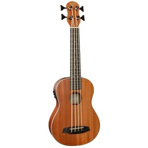 Barnes & Mullins BMUKB1 Mahogany Bass Ukulele