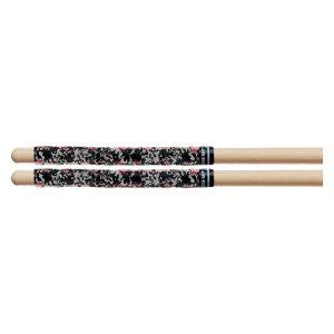 Promark SR3BLA Black Splatter Stick Rapp