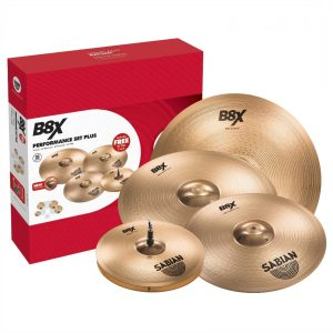 Sabian 45003X B8X Cymbal Set
