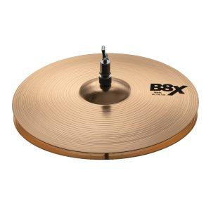 Sabian 41402X B8X Hi-Hat Cymbals