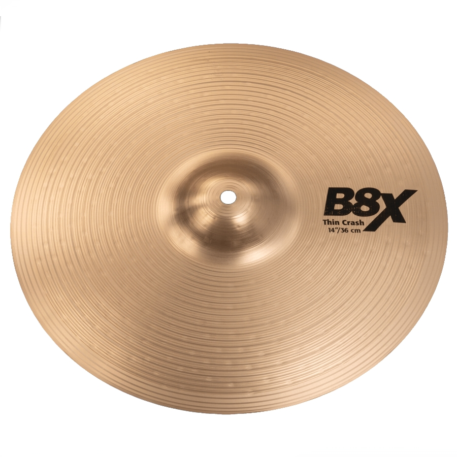 Sabian 41406X B8X Crash Cymbal
