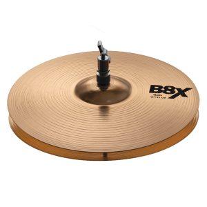 Sabian 41302X B8X Hi-Hat Cymbals