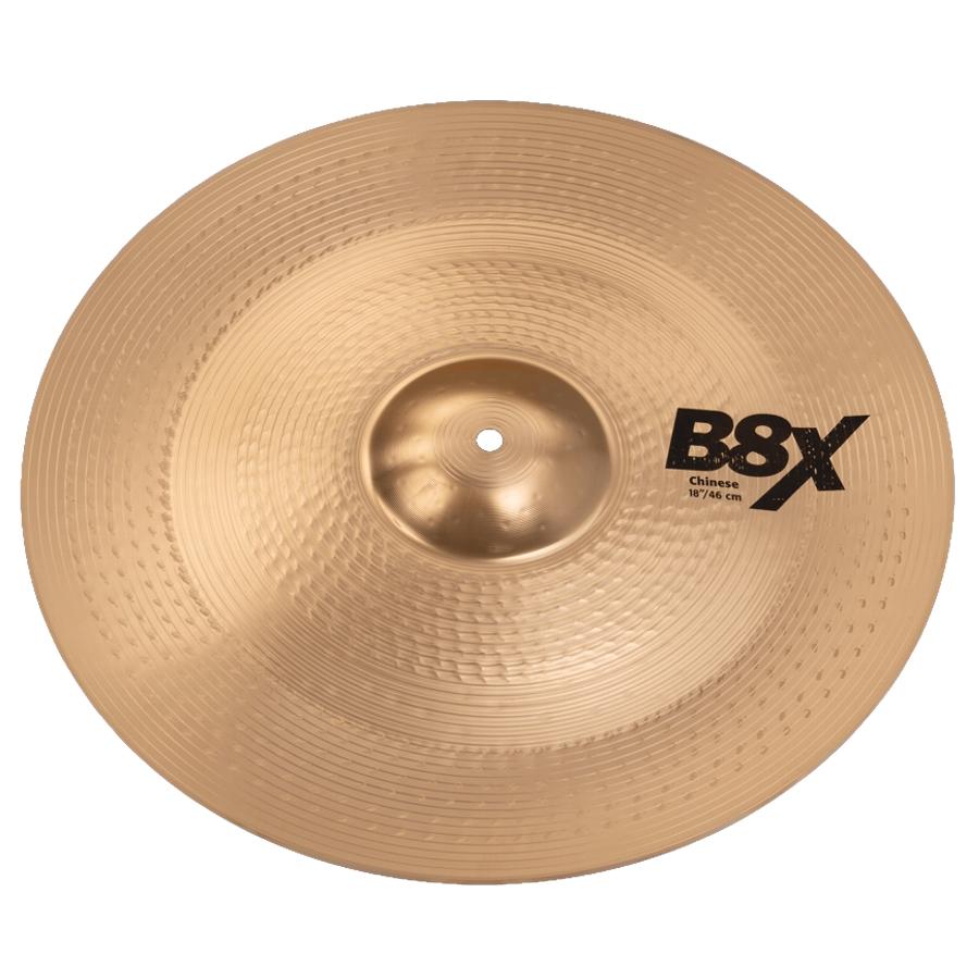 Sabian 41816X B8X Chinese Cymbal