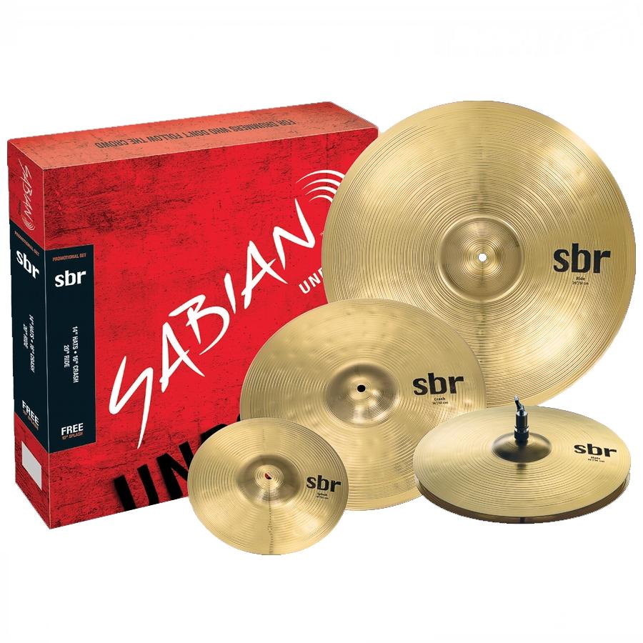 Sabian SBR5003G SBR Cymbal Set