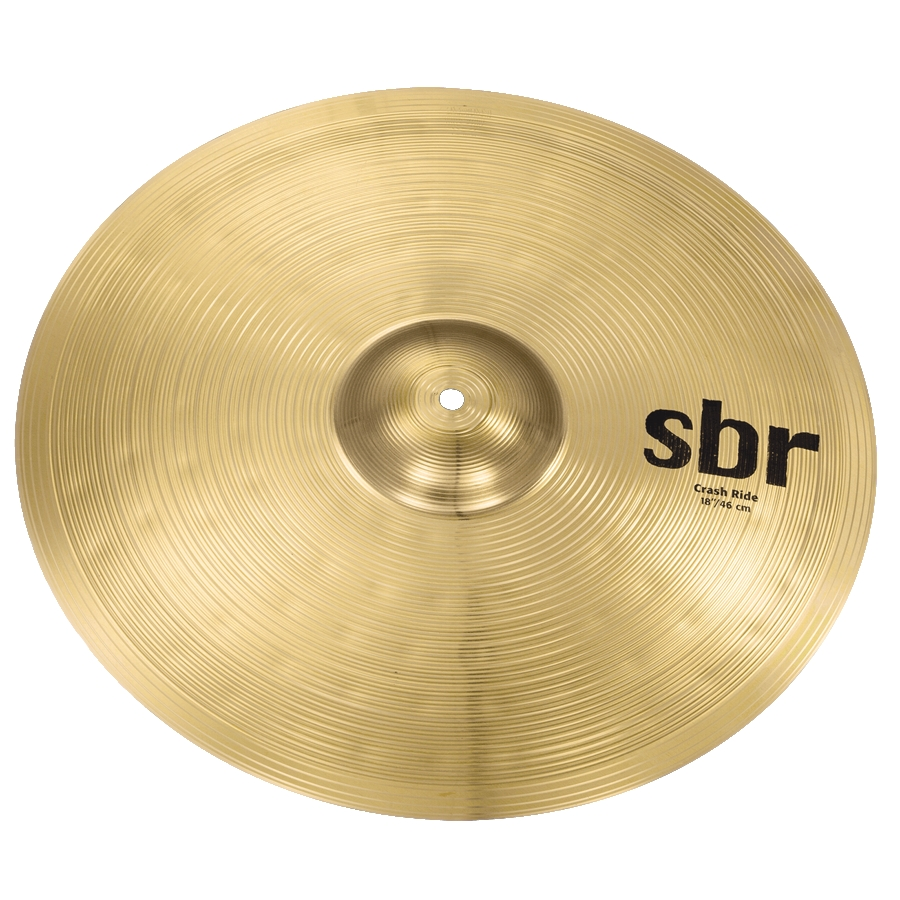 Sabian SBR1811 SBR Crash/Ride Cymbal