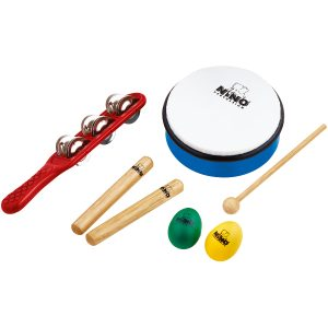 Nino Percussion NINOSET3 Rhythm Assortment 5 pcs Set