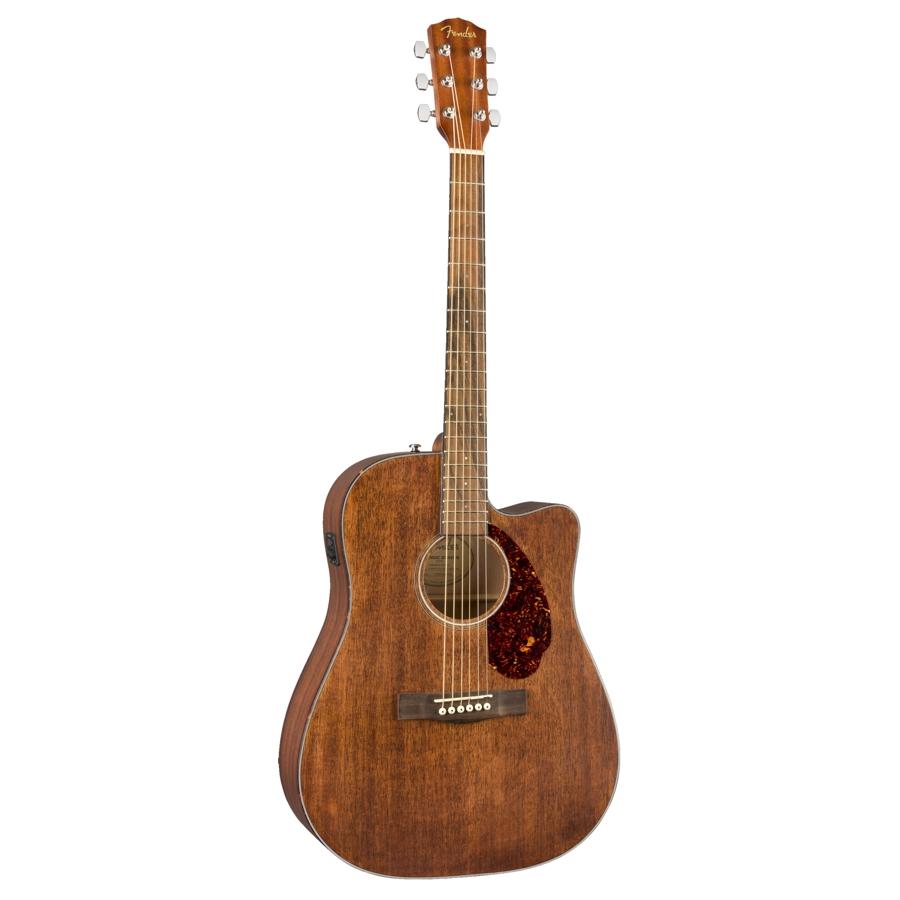 Fender CD-60SCE All Mahogany Electro Acoustic Gtr