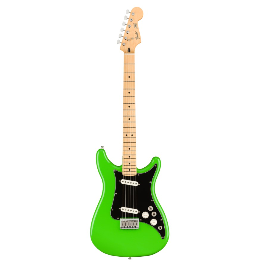 Fender Player Lead II Neon Green/Maple Electric Guitar