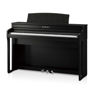 Kawai CA49SB Satin Black Digital Piano