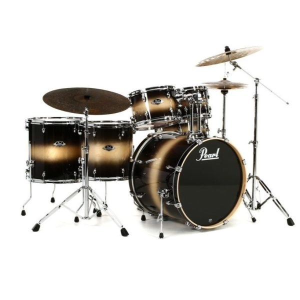 Pearl Export EXL American Fusion - Nightshade Lacquer Drum Kit