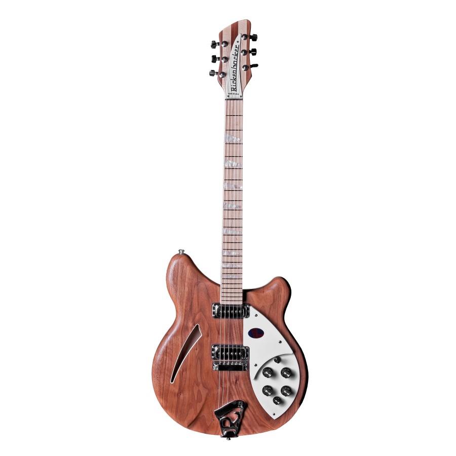 Rickenbacker 360 Deluxe Walnut Hollow-Body Guitar