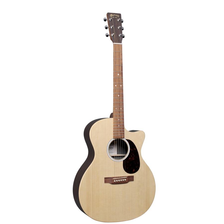 Martin GPC-X2E Natural Electro-Acoustic Guitar