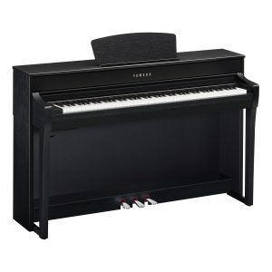 Yamaha CLP735B Satin Black Walnut Digital Piano