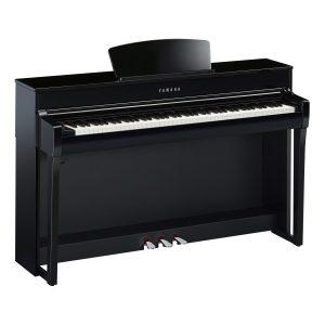 Yamaha CLP735PE Polished Ebony Digital Piano