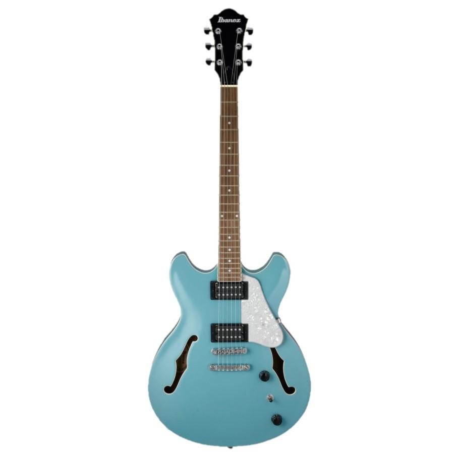 Ibanez AS63-MTB Mint Blue Semi-Acoustic Guitar