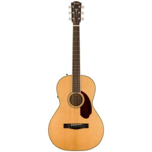 Fender PM-2E Parlour with case Electro Acoustic