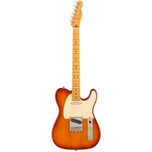 Fender American Pro-II Telecaster Sienna Sunburst / Maple Electric Guitar