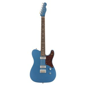 Fender USA Limited Edition Cabronita Telecaster Rosewood Neck/Lake Placid Blue Electric Guitar