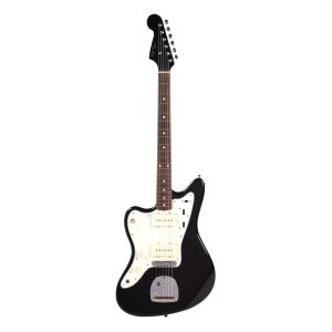 Fender MIJ 2019 Ltd Edition 60's Jazzmaster L/H Rosewood/Black Electric Guitar