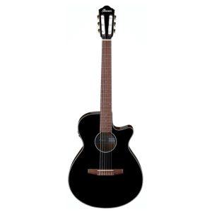 Ibanez AEG50N-BKH Spruce Top Electro Acoustic Nylon Guitar