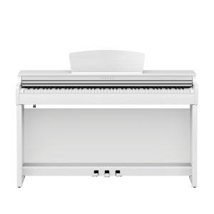 Yamaha CLP725WH White Digital Piano