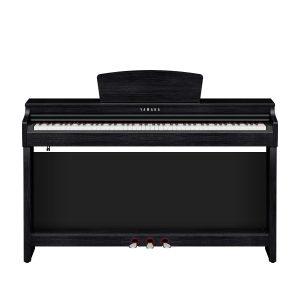 Yamaha CLP725PE Polished Ebony Digital Piano
