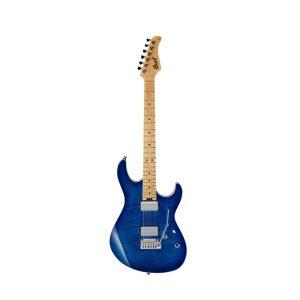 Cort G290 Fat Bright Blue Burst Electric Guitar