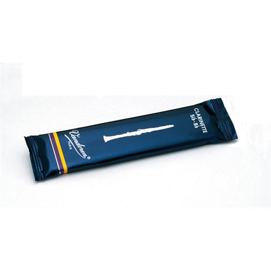 Vandoren CR103 Clarinet, 3 Reed